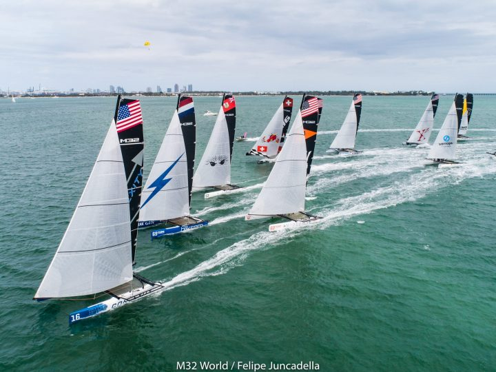 Bliksem Wins in Windy Miami