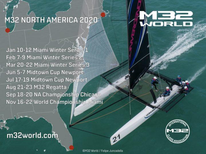 M32 North American Series 2020