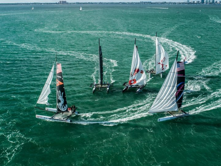 Record Fleet at M32 Miami Winter Series