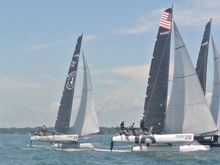 Newport and Marstrand for Season Restart