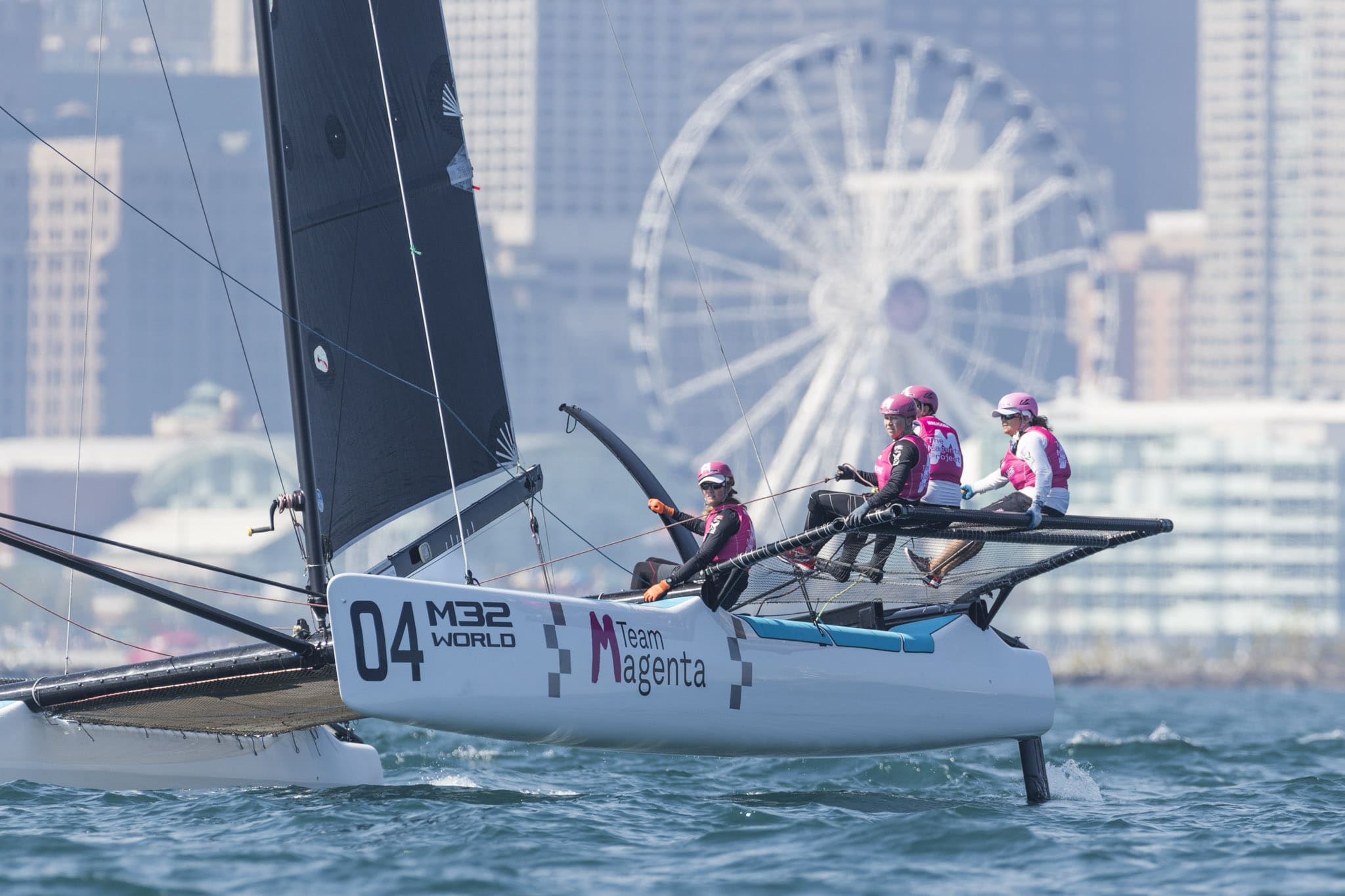 m32 north america championship day 1 magenta