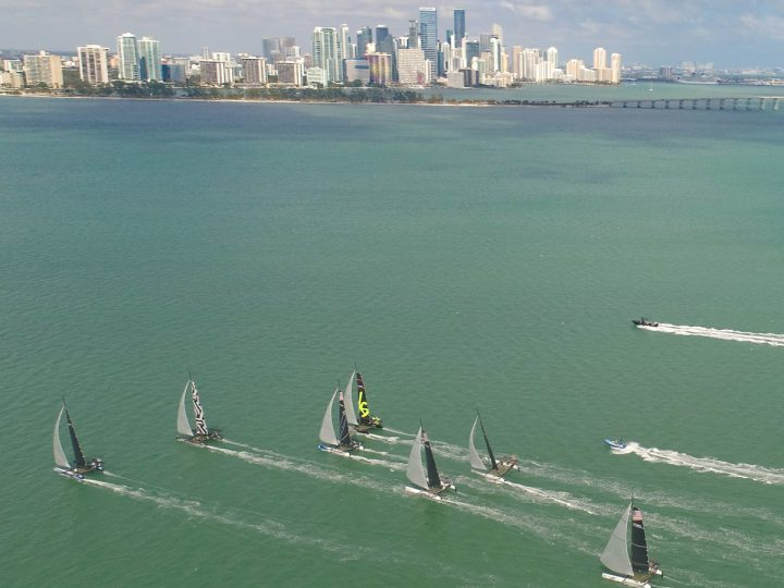 FINAL RACE DECIDES M32 MIAMI WINTER SERIES EVENT #2