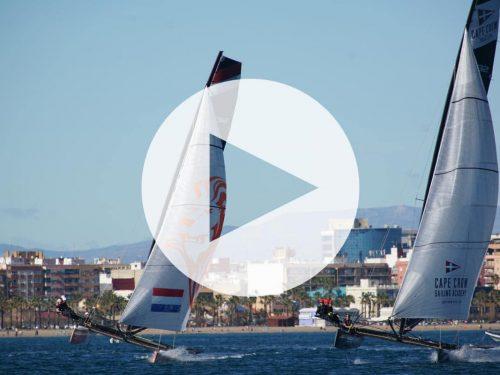 Valencia winter event 1 Video TN