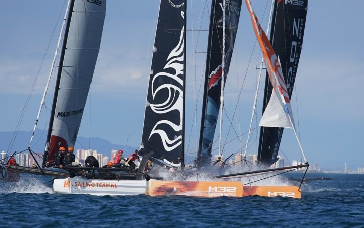 Dutch Take it to the Wire in M32 Thrilling Finale Amongst Valencia Fallas Festival Backdrop