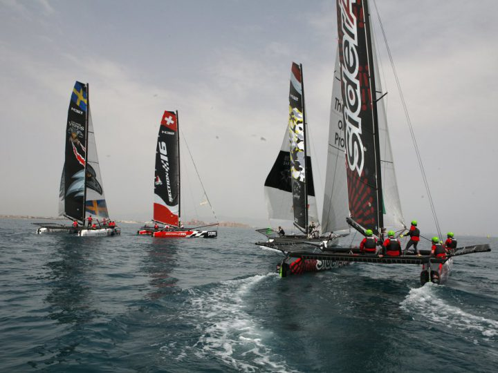 Dutch Take Early Lead in Europe as Summer Series is Entertained by Valencia