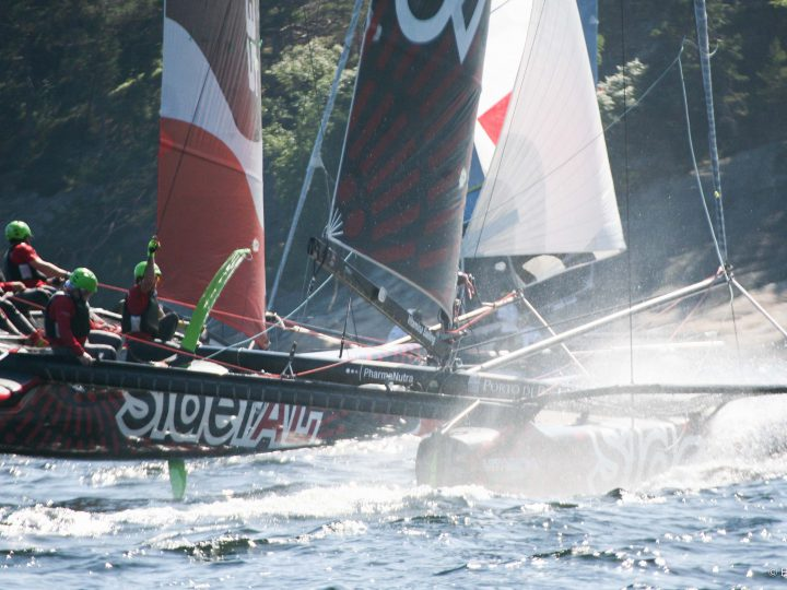 Close Competition, Class Development and Crayfish Party Define Kristiansand