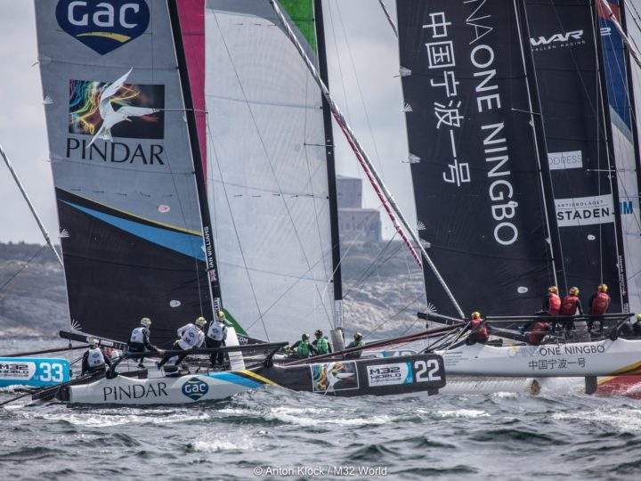 Top quality venues announced for 2019 M32 European Series