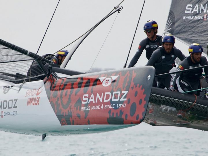 Opportunity for aspiring pro sailing teams