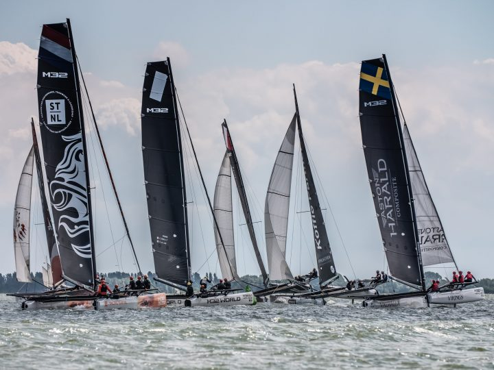 M32 European Series Holland – day one report