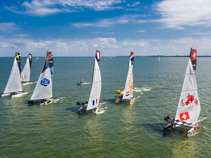 M32 European Series Holland – day two report