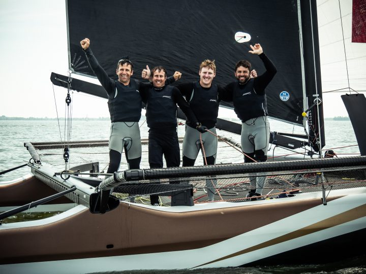 M32 European Series Holland – day three report