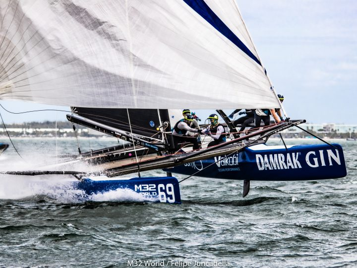 Bliksem Defend Title in Miami