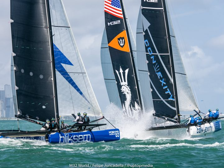 Last Race Decides Miami Winter Series