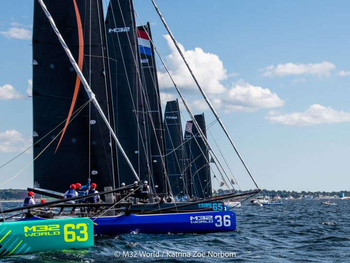 Newport Season Ends With North Americans